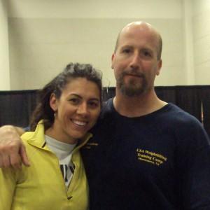 Bridgetown CrossFit training experts Eriin and Jay