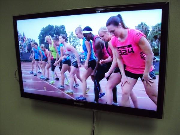 CrossFit Games on TV
