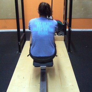 Bridgetown CrossFit Even Odd Prime Number WOD KB Swing and Erg