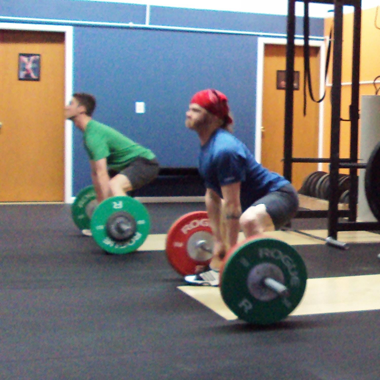 Sumo Deadlift - Bridgetown CrossFit and Barbell Club
