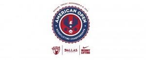 American Open 2013 Logo
