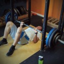 Floor Press Bridgetown CrossFit Basic Barbell Strength and Conditioning