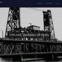 Screen Shot of Steel Bridge Weightlifting Club Website image of Portland Steel Bridge